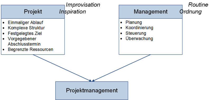 PM-Definition, (C) Peterjohann Consulting, 2006-2021