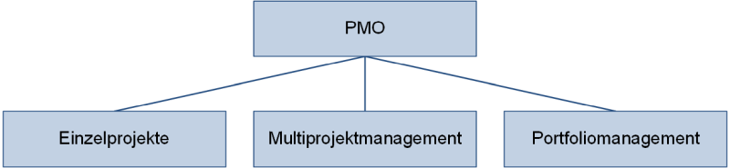 Das Project Management Office (PMO)
